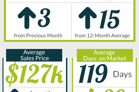Warner Robins GA Real Estate Market in March 2015 Infographic