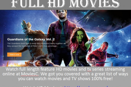 Watch Full HD Movies Infographic