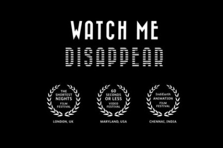 Watch Me Disappear Infographic