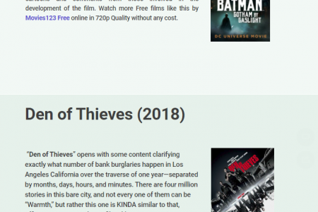 Watch Movies123Free Online Streaming Infographic