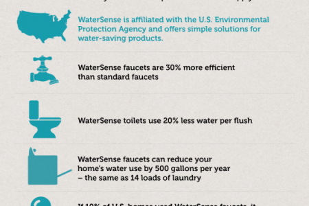 Water: A Look at Nature's Most Precious Resource Infographic