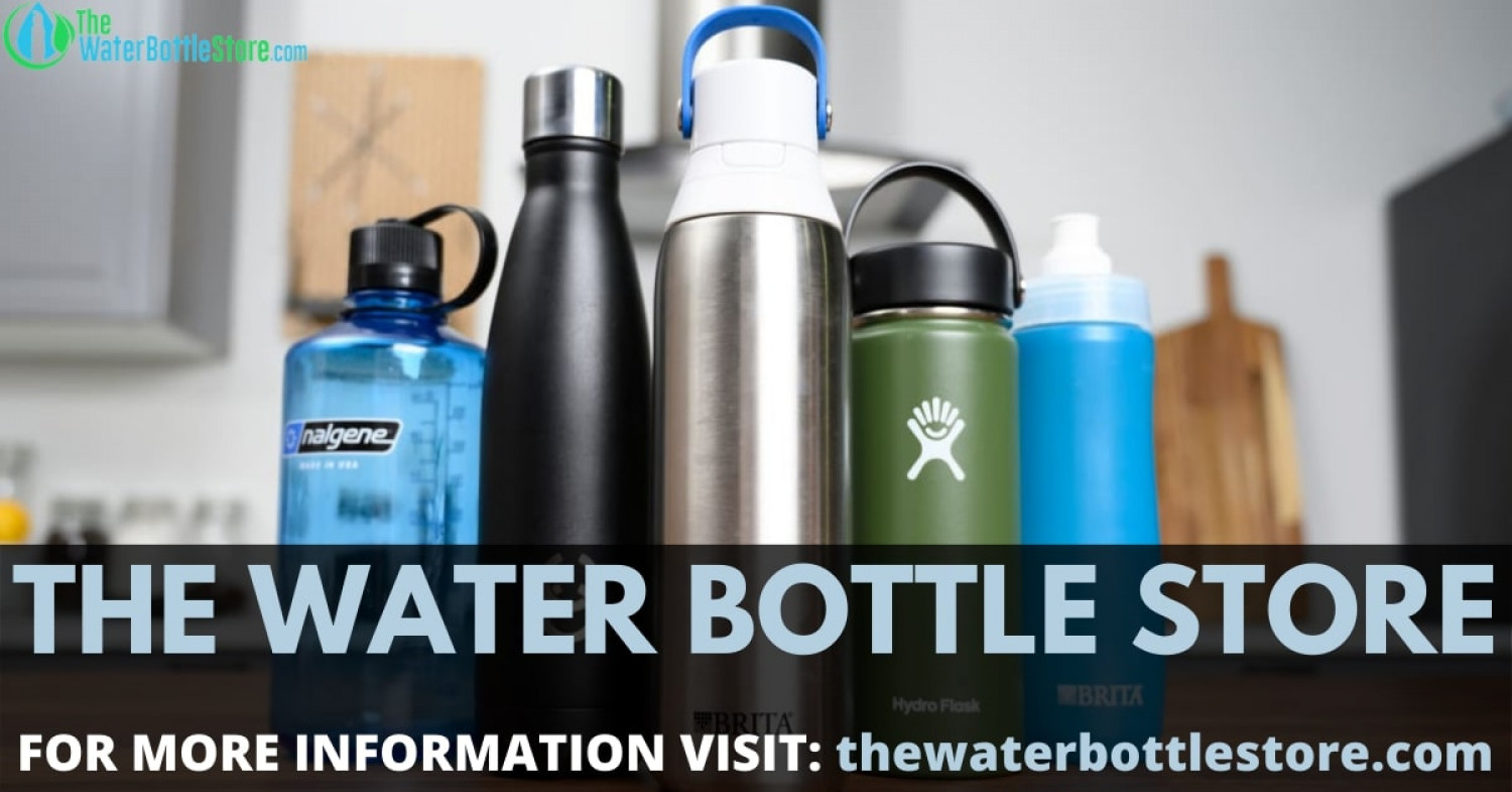 Water Bottle Store Infographic