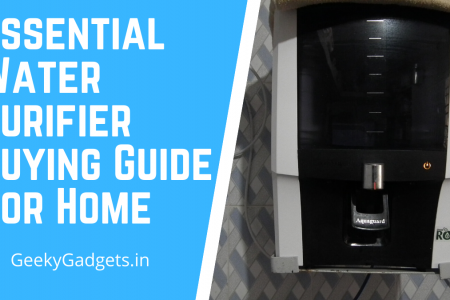 Water Purifier Buyer Guide: The Definite Guide Infographic