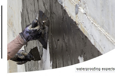 Waterproofing Keep Your Home DRY!! Infographic