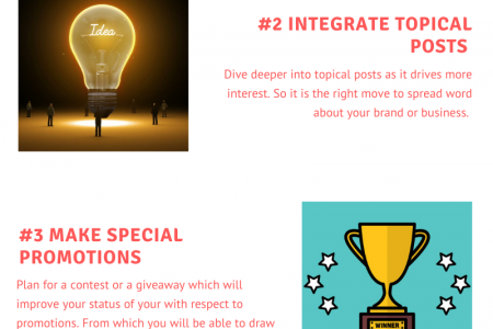 Ways to Enhance Your Brand Visibility Smartly | GBIM Technologies Infographic