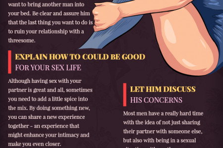 Ways to Persuade Your Husband Into a MMF Threesome You Never Thought Of Infographic
