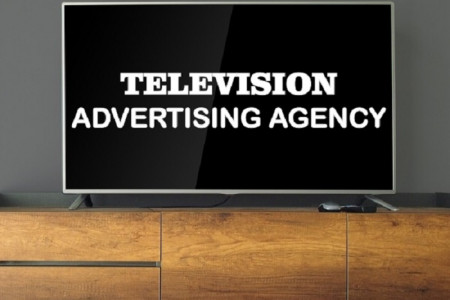 We are leading television advertising agency in India Infographic