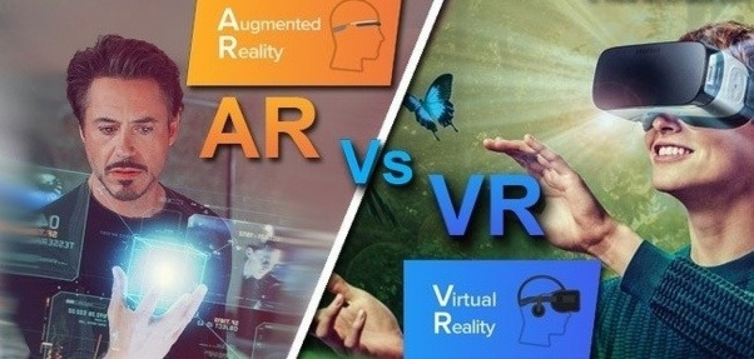 We Are Smart AR/VR Solutions Providing Company Infographic