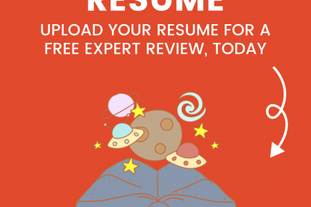 We are the world's leading professional resume‑writing service | Professional Resumes Infographic
