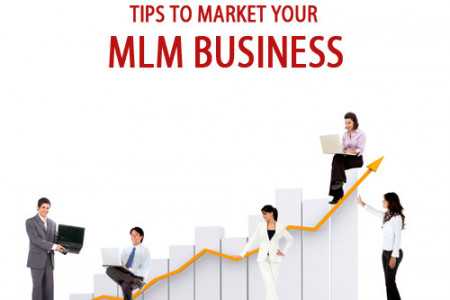 We Help You to Recruit People for MLM Business  Infographic