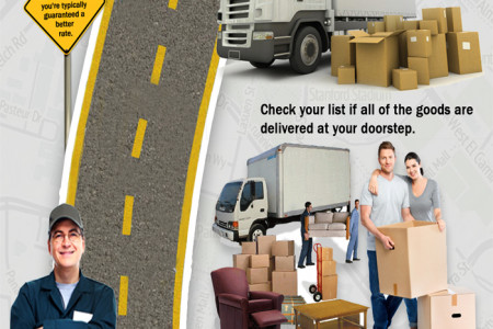 We Like To Move it the smartest way to move your home Infographic