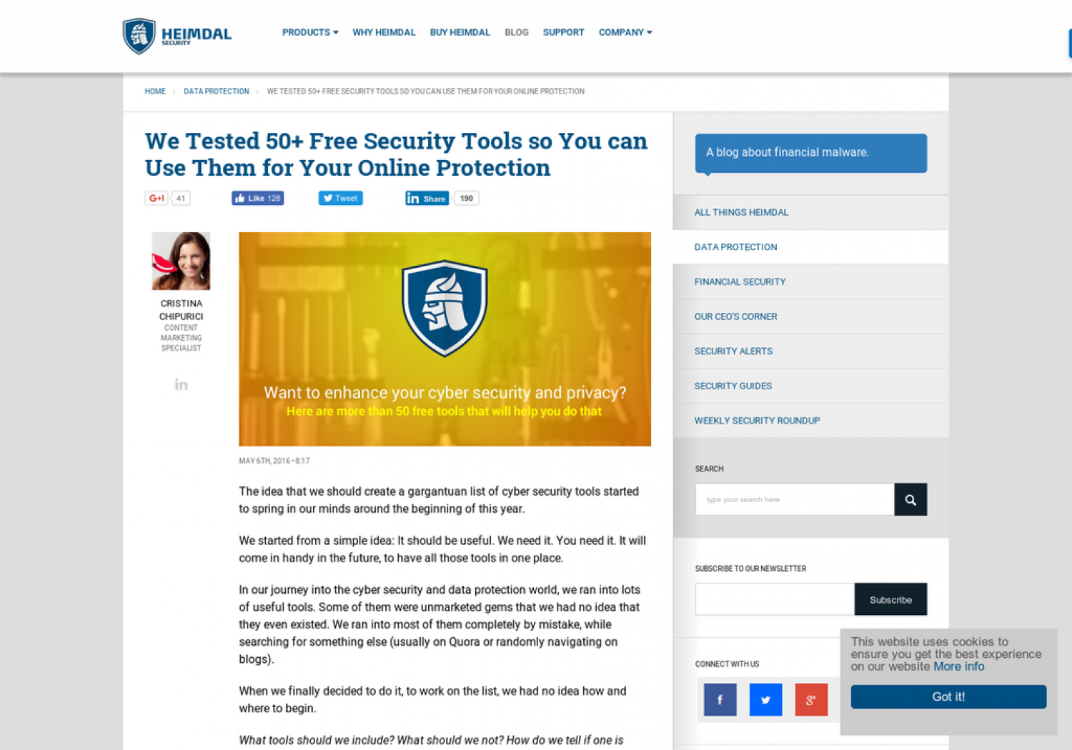 We Tested 50+ Free Security Tools so You can Use Them for Your Online Protection Infographic