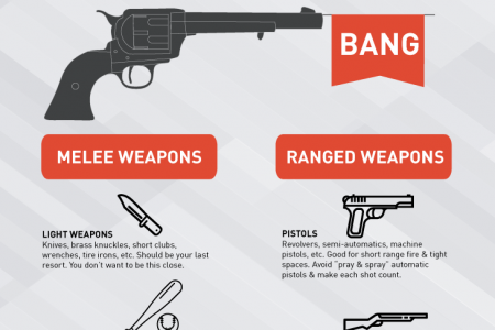 Weapon Selection Infographic Infographic