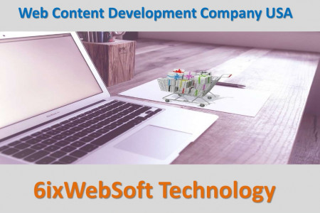 Web Content Development Company USA  Infographic