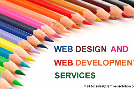 Web Design and Best Web Development Service  Infographic
