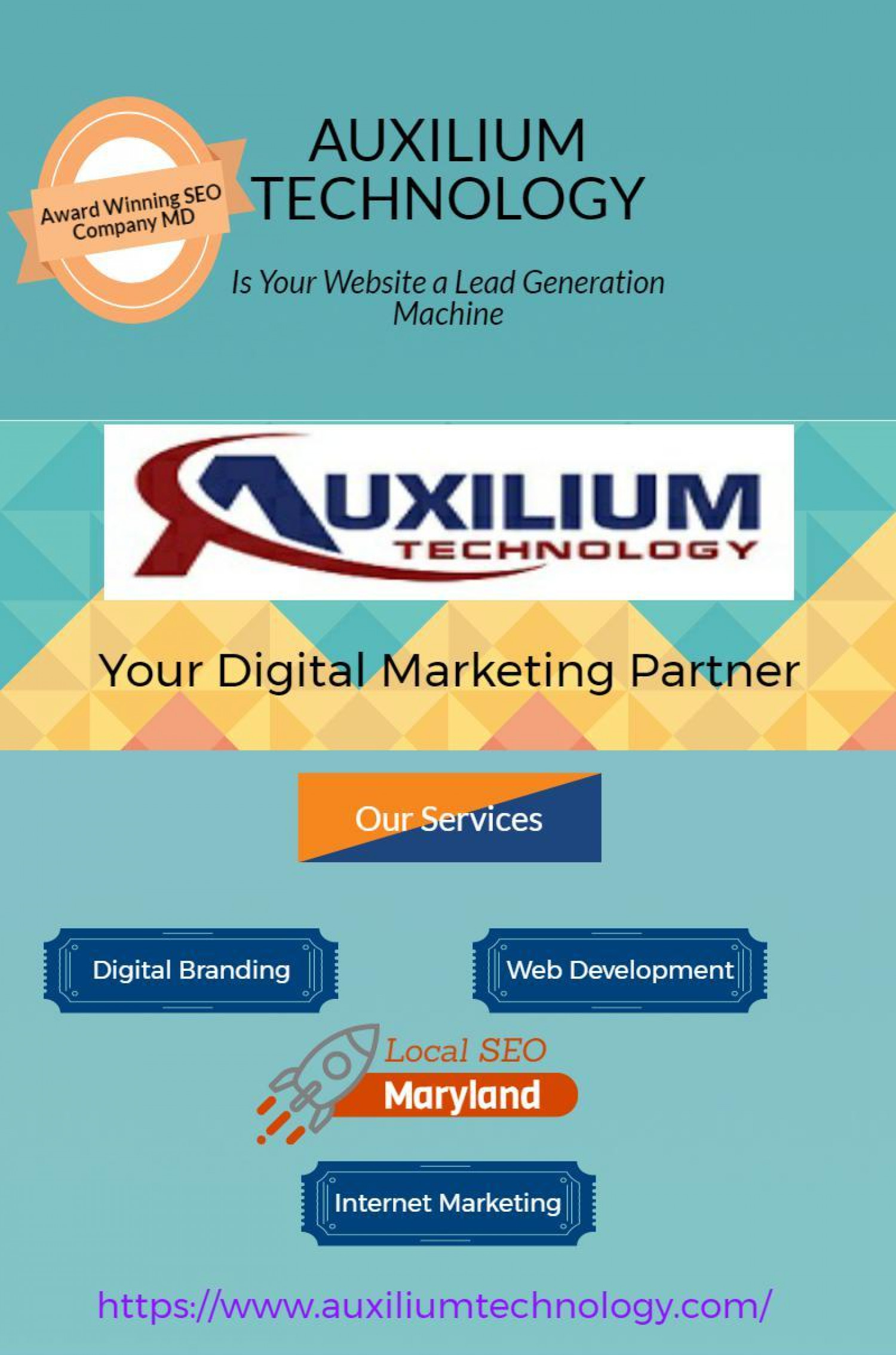 web design company Maryland Infographic