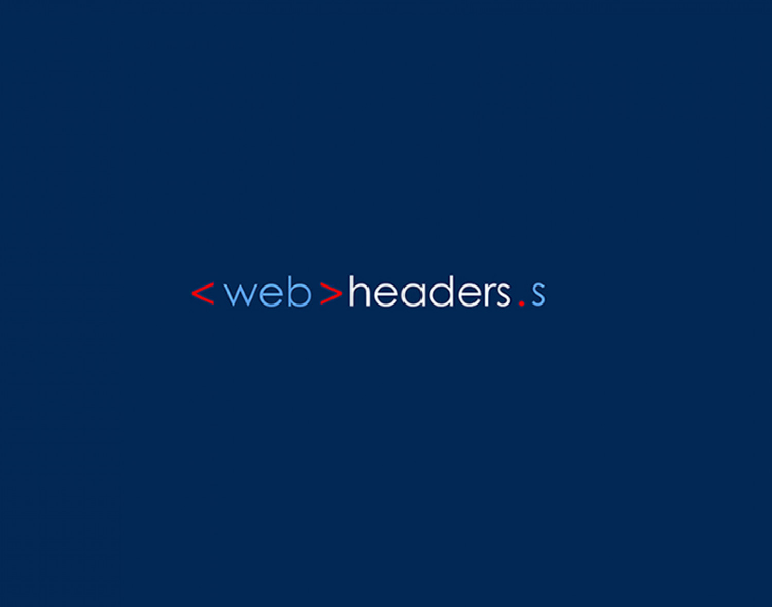 Web Headers  Infographic