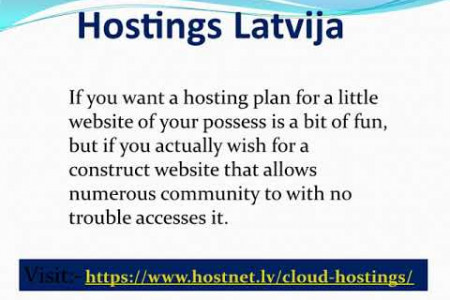 web hostings Infographic