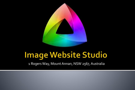 Website Design Camden – Image Website Studio Portfolio Infographic