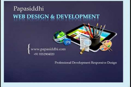 Website Design Company Udaipur Infographic