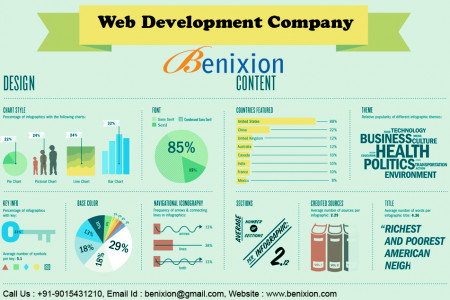 Website Development Company in Delhi Infographic