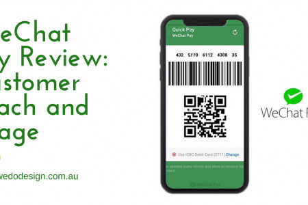 WeChat Pay Review: Customer Reach and Usage Infographic