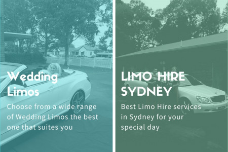 Wedding Limousine Hire Sydney Infographic