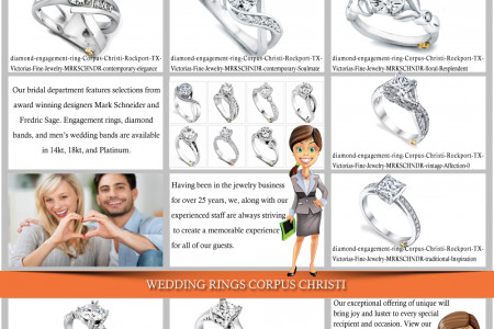 Wedding Rings Corpus Christi Infographic
