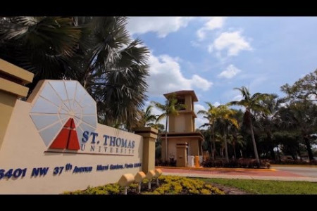 Welcome to St. Thomas University, a Catholic College in Miami Infographic