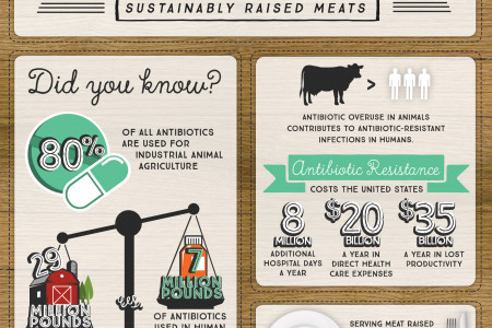 We're Doing Our Part to Save Antibiotics Infographic