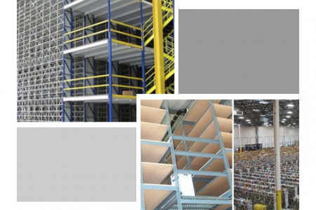 Western Pacific Storage Solutions - Industrial Shelving Systems Infographic