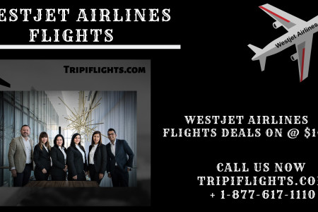 Westjet Airlines Flights -  Tripiflights - Don't Miss Infographic