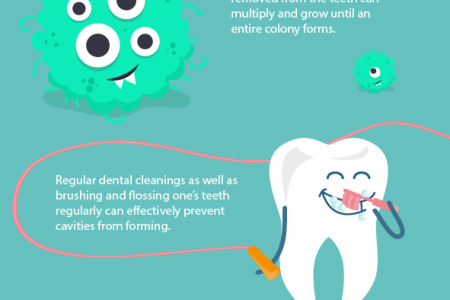What Actually Causes Cavities? Infographic