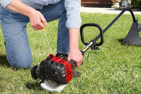 What are a few hints for purchasing a Weed Eater motor?  Infographic