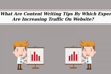 What Are Content Writing Tips By Which Experts Are Increasing Traffic On Website? Infographic
