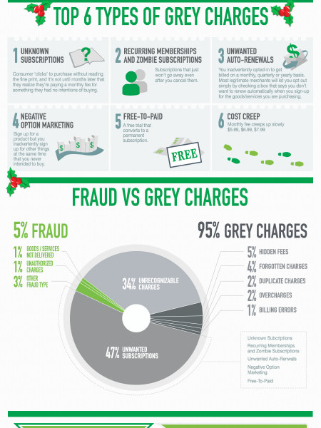 What Are Grey Charges? Infographic