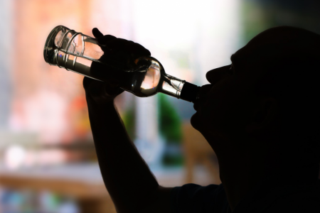 What Are the Early, Mid and Late Stages of Alcoholism?  Infographic