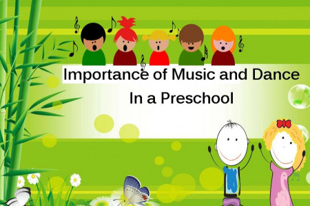 What Are The Importance of Music and Dance in a Preschool? Infographic