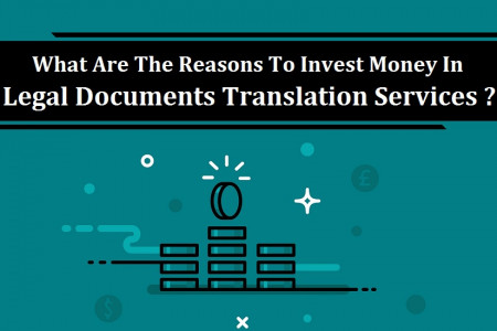 What Are The Reasons To Invest Money In Legal Documents Translation Services? Infographic