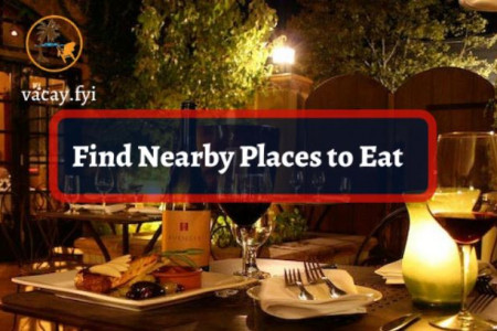 What Are You Looking For: Best Place to Eat? Infographic