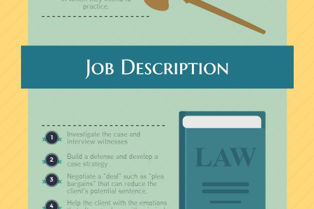 What is A Criminal Lawyer Infographic