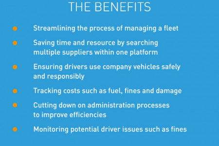 What is a Vehicle Management System? Infographic