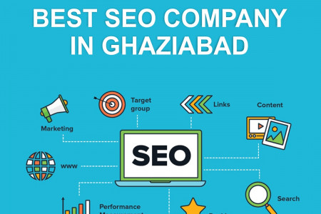 What is best seo company in Ghaziabad Infographic
