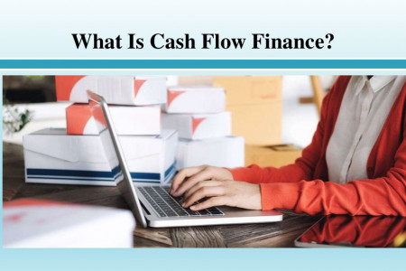 What Is Cash Flow Finance? Infographic