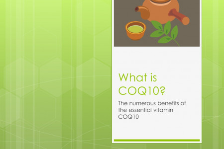 What is COQ10? Infographic
