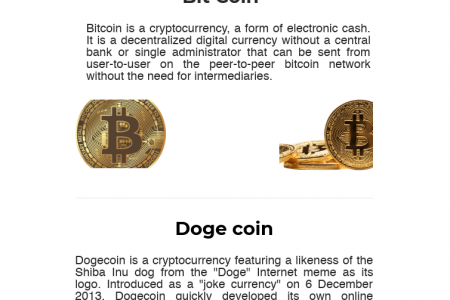 What is Digital Currency & its Types Infographic