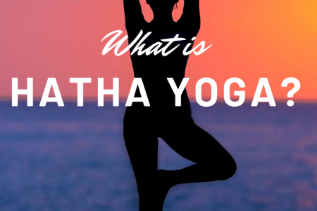 What is Hatha Yoga? Infographic