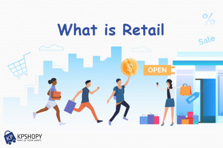 What is Retail Infographic