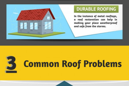 What Is Roof Restoration & Its Advantages Infographic