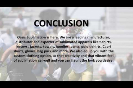 2a24f8151 What is Sublimated Jerseys  Infographic
